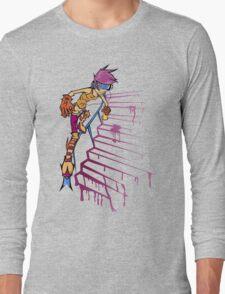 Jet Set Radio Pony:  Scootaloo Long Sleeve T-Shirt