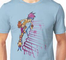 Jet Set Radio Pony:  Scootaloo Unisex T-Shirt