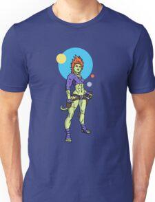 Zaura - Intergalactic Bounty Hunter Unisex T-Shirt