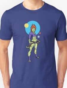 Zaura - Intergalactic Bounty Hunter T-Shirt