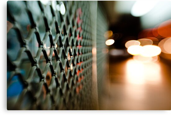 lattice@night by Victor Bezrukov