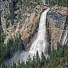 Nevada Falls by ten2eight