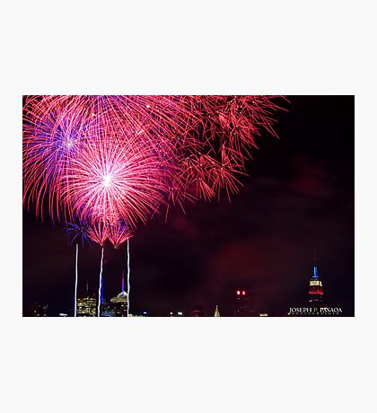 Untitled, ID4 Over the City Hudson Photographic Print