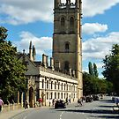 Merton College, Oxford, UK by artfulvistas