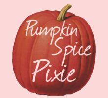 Pumpkin Spice Pixie Kids Tee