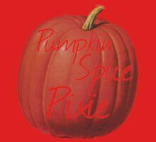 Pumpkin Spice Pixie One Piece - Short Sleeve