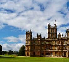 Highclere Castle, Hampshire, England, UK by artfulvistas