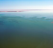 Lake Eyre by Jenny Dean