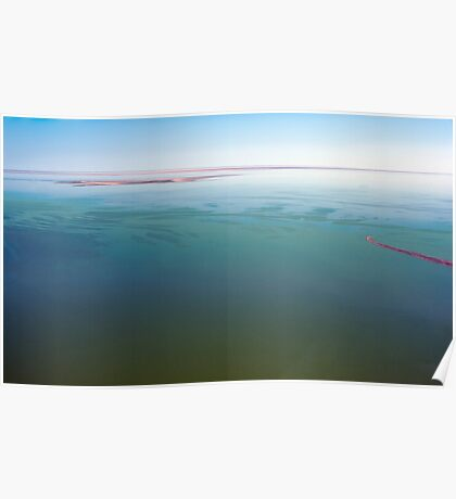 Lake Eyre Poster