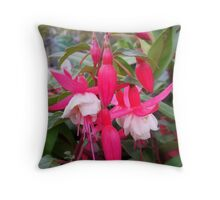 A Touch Of Pink Throw Pillow