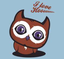I love hoooooo by Nicholas Poulos