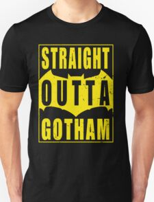 Batman Gotham Quote T-Shirt