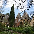 A Touch of the French Dordogne at Montsalvat by BronReid