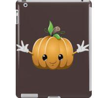 Halloween Pumpkin Monster 6 iPad Case/Skin