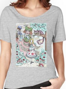 Alice & The Pig Baby Women's Relaxed Fit T-Shirt