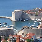 DUBROVNIK by Terry Collett
