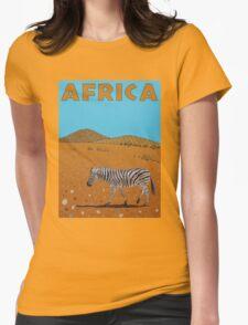 Landscape with Zebra T-Shirt