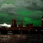 (Water)Colours of London by teutabutuci