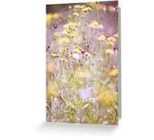 ~ pastel dreams III ~ Greeting Card
