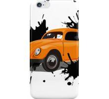 Bug Splat - Retro Dubbers iPhone Case/Skin
