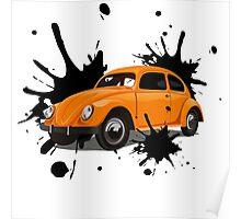 Bug Splat - Retro Dubbers Poster