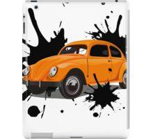Bug Splat - Retro Dubbers iPad Case/Skin