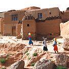 Red  Ville ,Afghanistan by yoshiaki nagashima