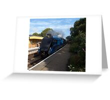 Dominion of New Zealand Greeting Card