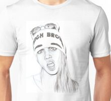High Brow- Cara Delevingne Unisex T-Shirt