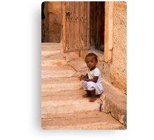 HUMANS OF ALGERIA #51 Canvas Print