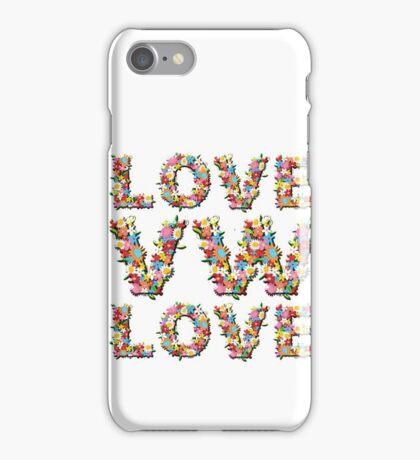 Love VW - Retro Dubbers iPhone Case/Skin
