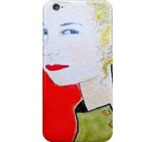 Carol (From the Mona Lisa Smiles Series) iPhone Case/Skin