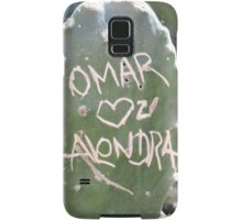 Omar and Alondra Forever Samsung Galaxy Case/Skin