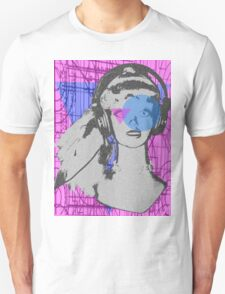 Pop girl goes to geometry class  T-Shirt