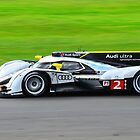 No 2 Audi R18 TDI by Willie Jackson