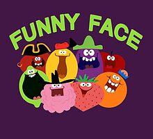 Funny Face by Jenn Kellar