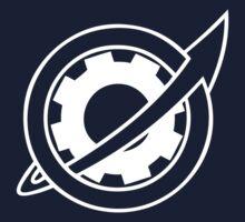 Steins;Gate - Future Gadget Lab (White) One Piece - Short Sleeve