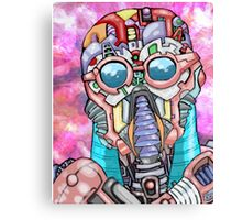 Bot Game Canvas Print