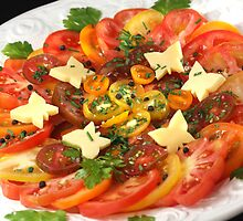 Papillon, Pomodori, Pepper.....Simply Paradise by SmoothBreeze7