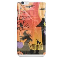 The Horrors Of Halloween iPhone Case/Skin