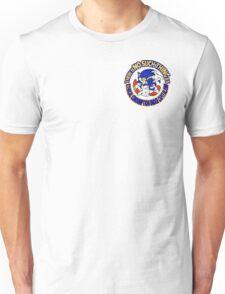 Sanich te Gehdegod Unisex T-Shirt