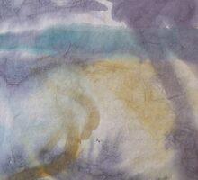 Sand and ocean by Catrin Stahl-Szarka