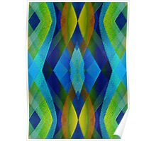 Abstract Modern Background Poster