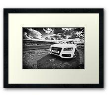 Audi A5 Framed Print