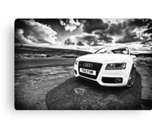 Audi A5 Canvas Print