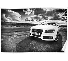 Audi A5 Poster