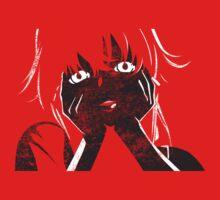 Mirai Nikki - Yandere (Rust Black) One Piece - Long Sleeve