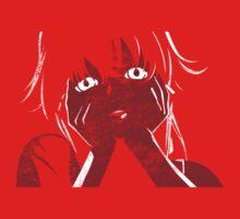 Mirai Nikki - Yandere (Rust Red) One Piece - Short Sleeve