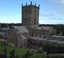 St. Davids Cathedral by Natalie Parsons
