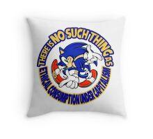 Sbombo el Fastdog Throw Pillow